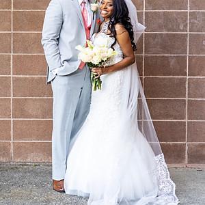 Donny & Patrice's Wedding Day