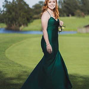 Emily's Prom Pictures