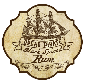 Dread Pirate Roberts Spiced Rum