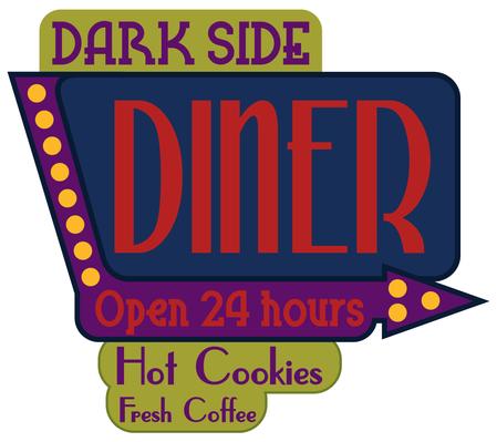 Dark Side Diner