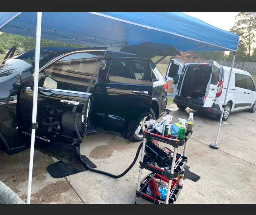 Full Detail - Mid-Size SUV