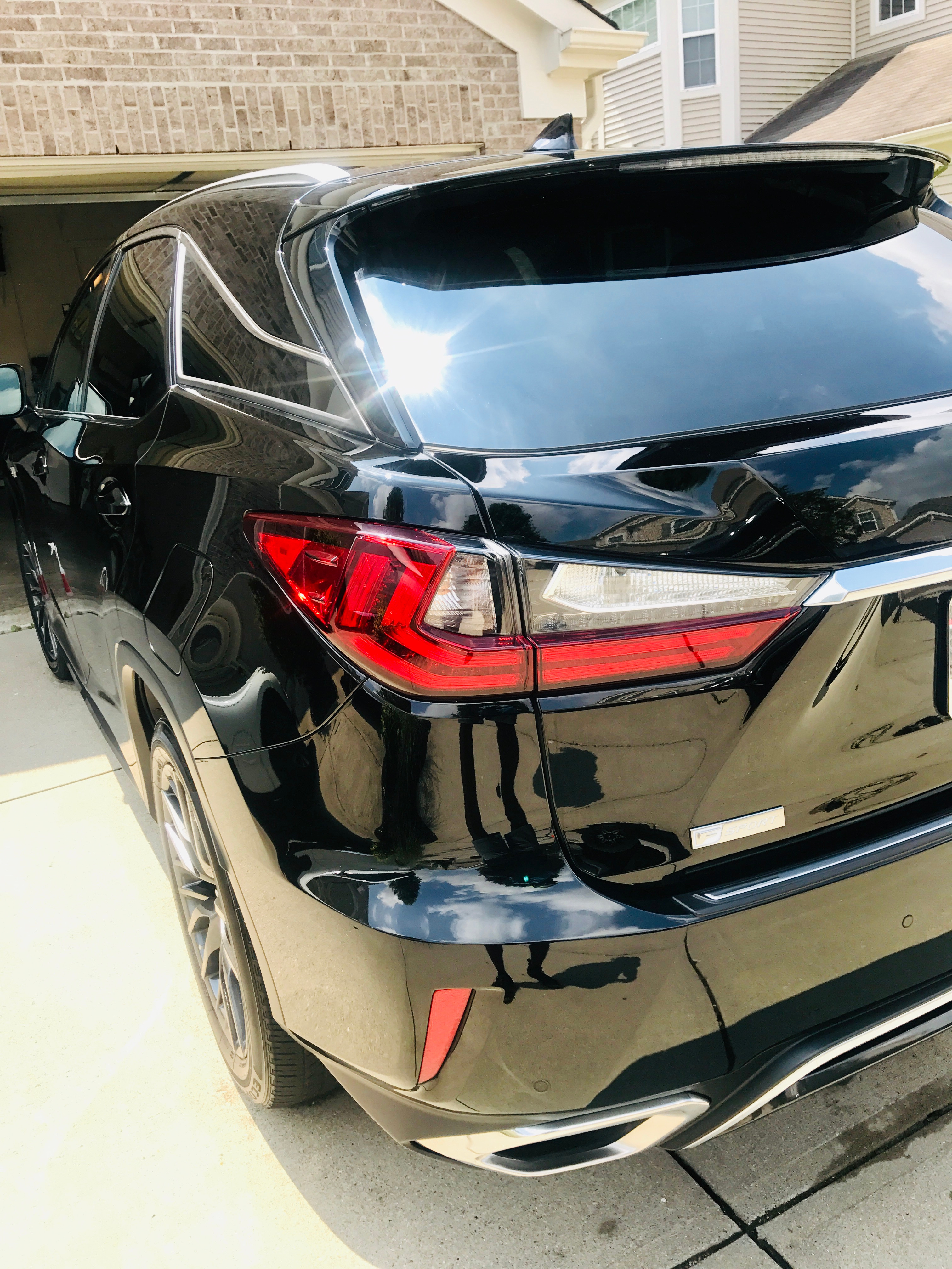 Ext Paint Correction -Trk/SUV