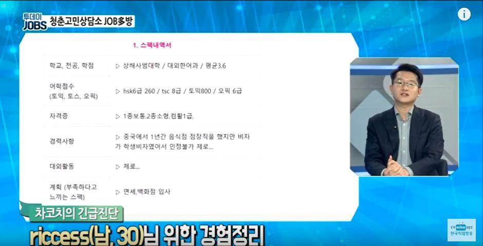 취업 준비생들의 스펙 고민 상담소~ 잡다방! [투데이JOBS200318]