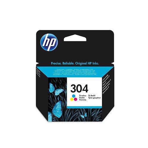 HP 304 color Std. / XL