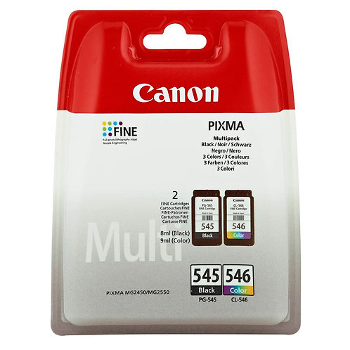 Canon 545/546 Doppelpack