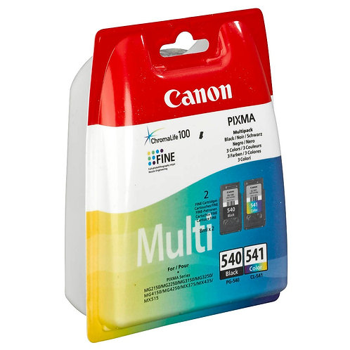 Canon 540/541 Doppelpack