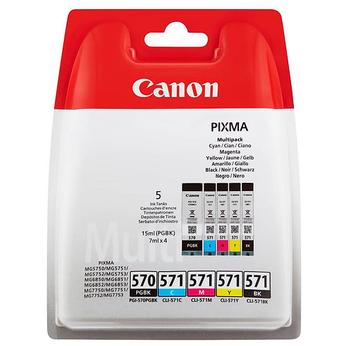 Canon 570/571Multipack