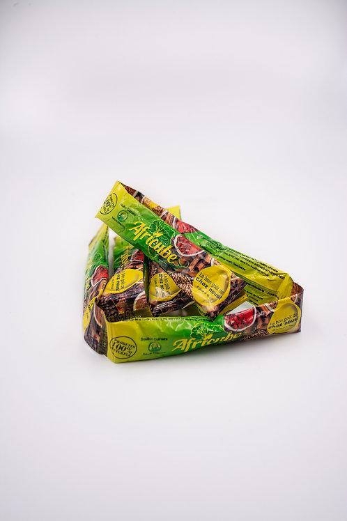 Bouillon Culinaire 100% Naturel (10 sticks) - AFRICUBE