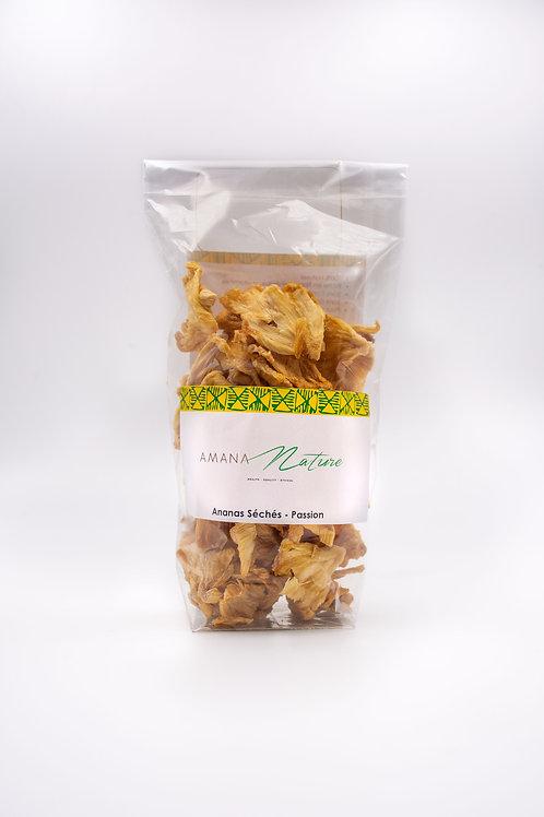Ananas Séchées - Passion  (150 g) - AMANA NATURE