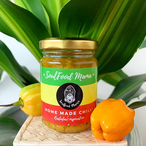 Piment Rastafari 120 g - Soulfood Mama
