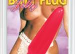 Mini Slim Butt Plug (Pink)