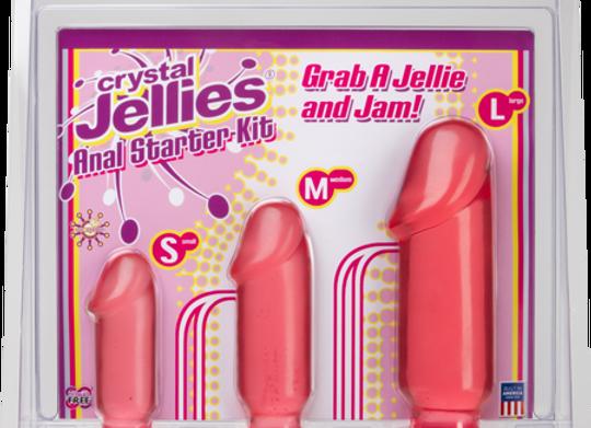 Anal Starter Kit (Pink)