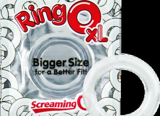 RingO XL (Clear)