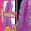 "Thumbnail: Perfect Pleasure 7"" Jelly (Lavender)"