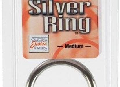 Silver Ring Medium