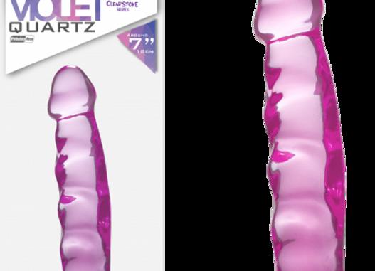 "Quartz 7"" Dong - Violet (Lavender)"