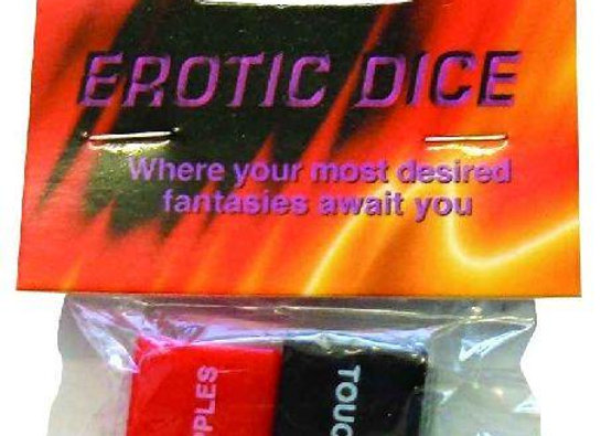 Erotic Novelty Dice