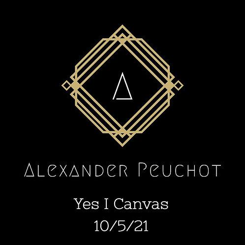 Yes I Canvas 10/5