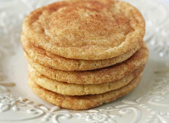 """Jumbo Snickerdoodle Cookies 4""""-5"""""""