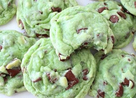 "Jumbo Thick Mint Cookies 4""-5"""