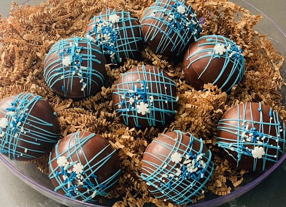 Hot Chocolate Bombs - Regular - Dozen