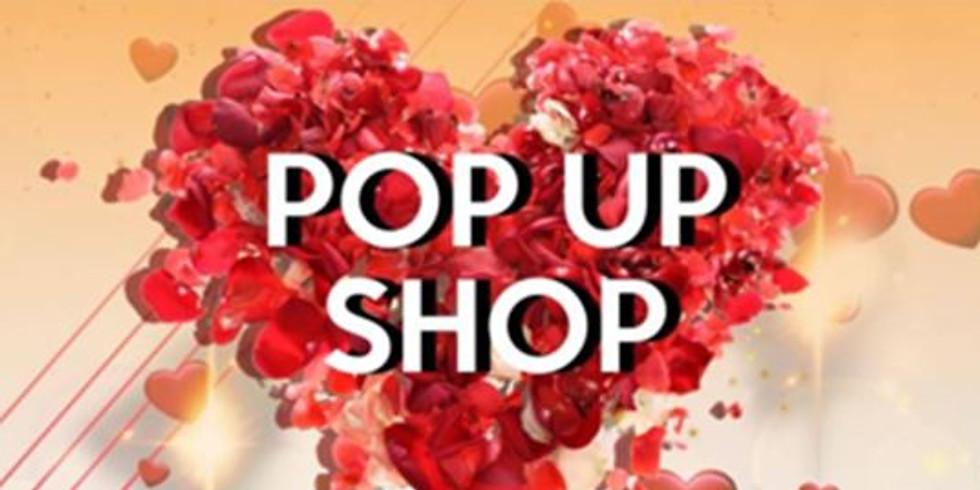 Topeka V-Day Pop Up Shop