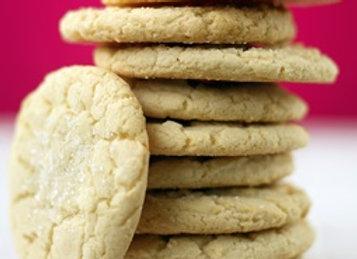 "Jumbo Sugar Cookies 4""-5"""