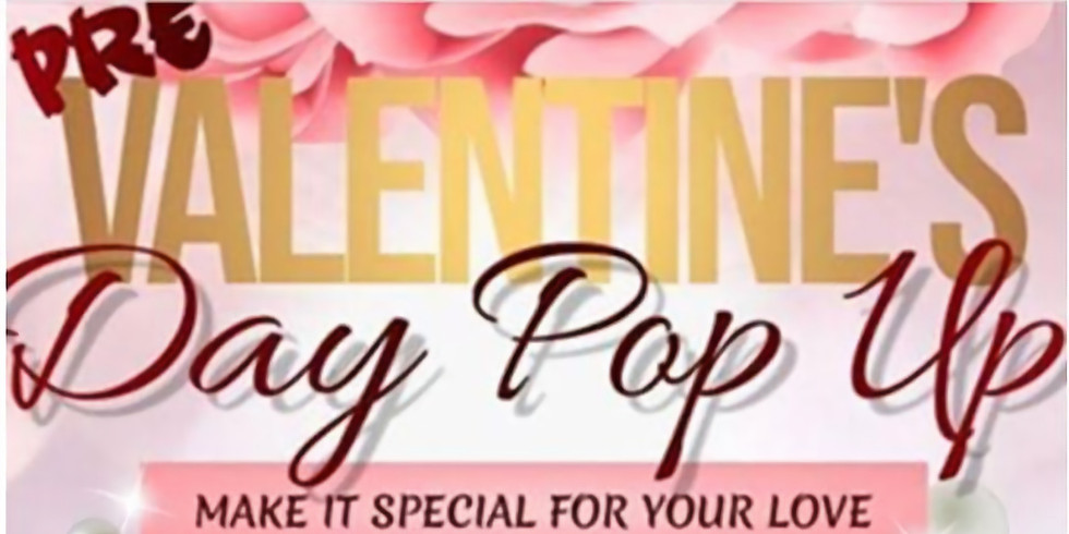 Tongie V-Day Pop-Up Shop