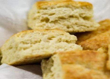 Fresh Biscuits - Pan
