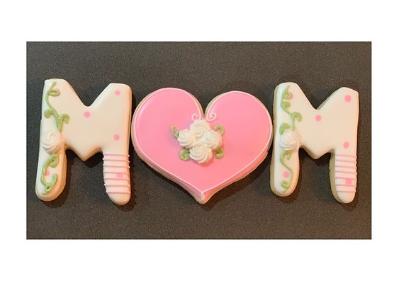 MOM Cookie Set