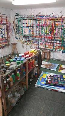 Ausdrucksmalen Atelier