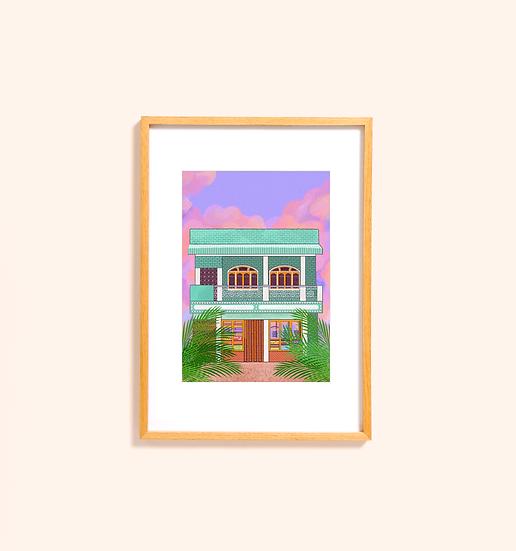 Momo Shop Print