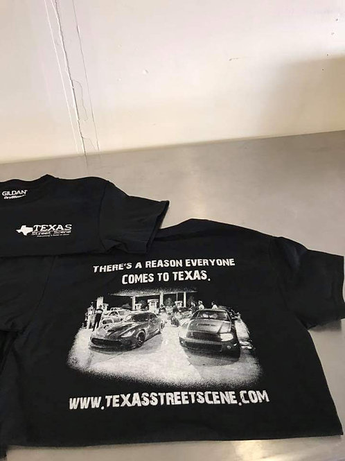 There's a reason everyone comes to Texas (T-Shirt)