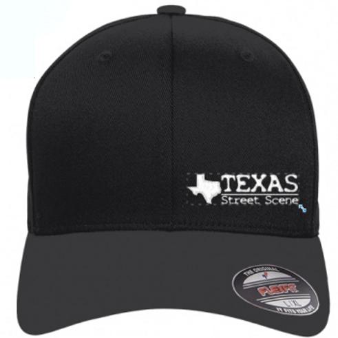 Texas Street Scene Hats
