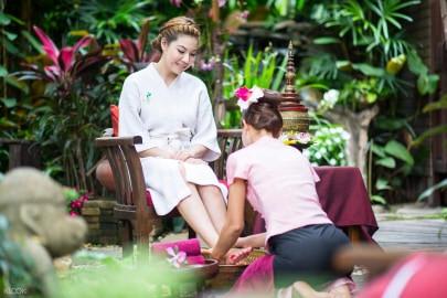 Тайская Рефлексология стоп