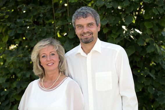 Katja und Peer Schoenfelder
