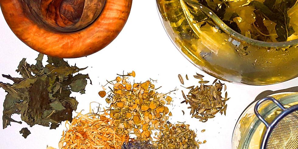 Teewerk #3 - Tee mischen