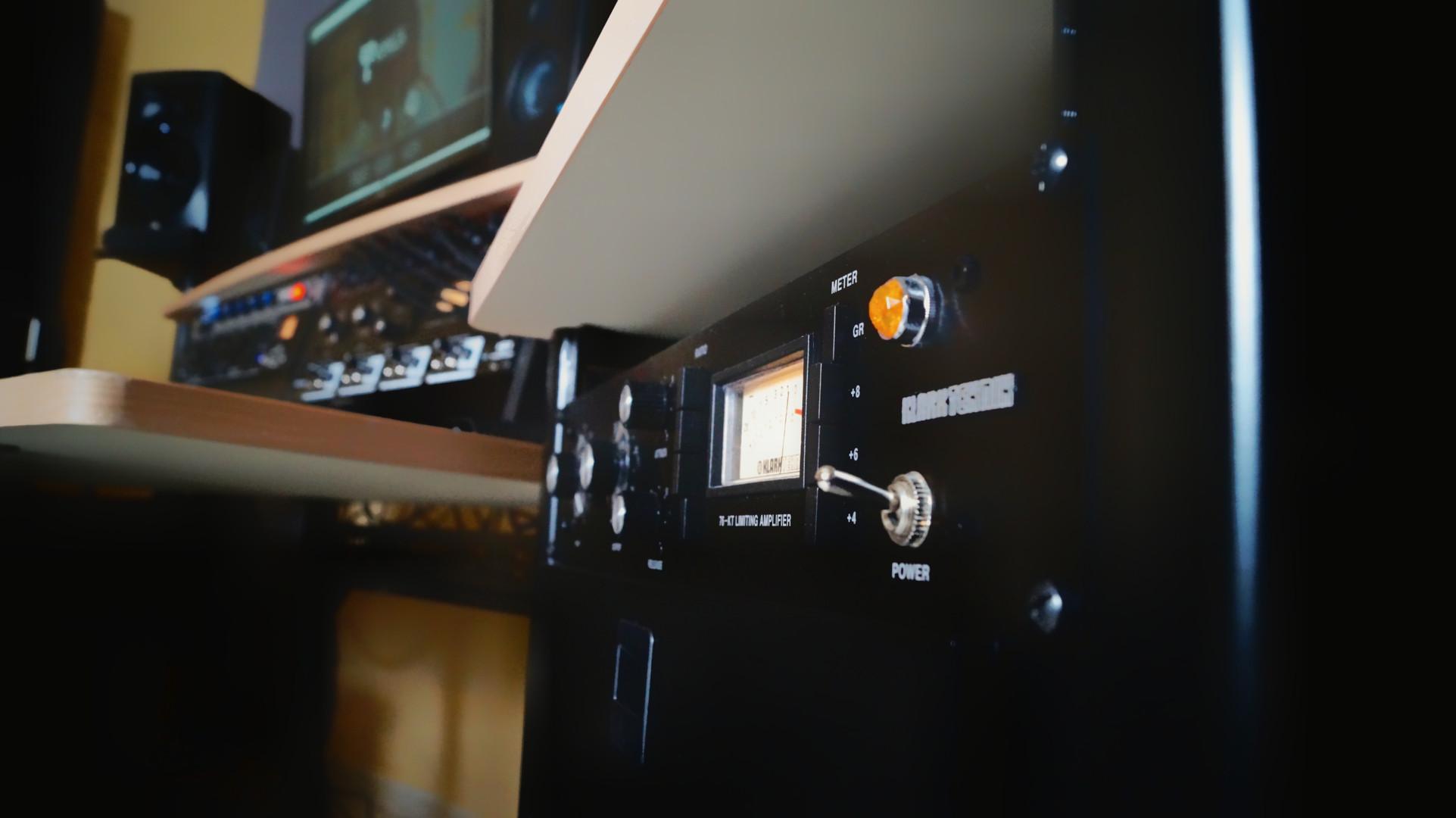 Klark Teknik KT-76 Kompressor