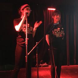 Marêva et Noélie