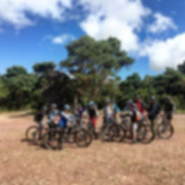 A top day of biking with the Newbury sco