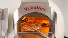 Wood-Fired Pizza Will Be the Mainstay of the Staycation Says Valoriani