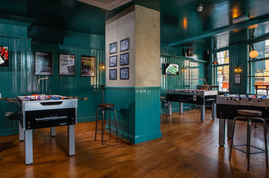 London's First Dedicated Foosball Bar Opens Today