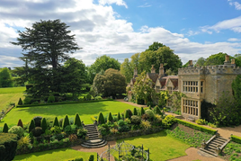 A Unique 17th Century Manor House Will Host a Series of Open-Air Events This Summer