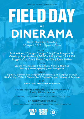 Field Day at Dinerama