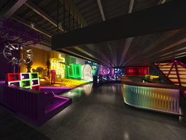 The UK's First Pop Themed Crazy Golf Is Coming to London