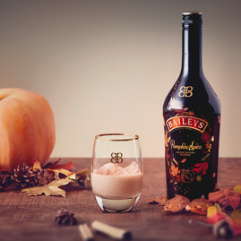 BAILEYS LAUNCHES LIMITED EDITION PUMPKIN SPICE FLAVOUR FOR AUTUMN