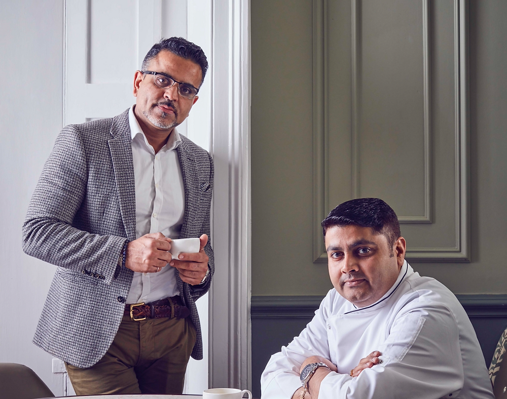 Blog: Michelin Star Chef Confirmed for Boxpark Wembley – Rohit Ghai and Abhi Sangwan Launch New Indi