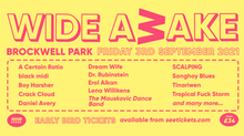 Wide Awake Announce Black Midi, Daniel Avery, Tinariwen, Dream Wife, Boy Harsher & More