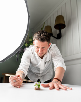 Reaching for the Michelin Stars With Nathan Snoddon of Food Story Media