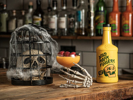 New Dead Man's Fingers Mango & Halloween Serves